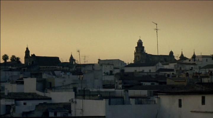 испанские мрачные закаты
