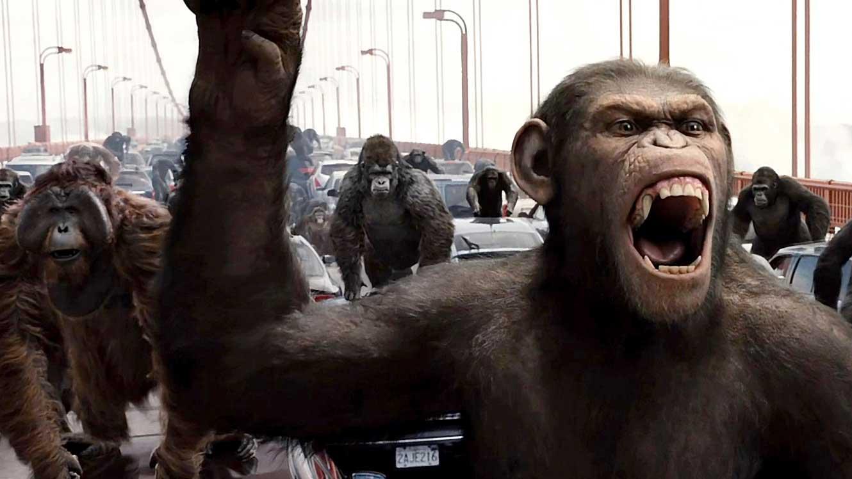 революция обезьян