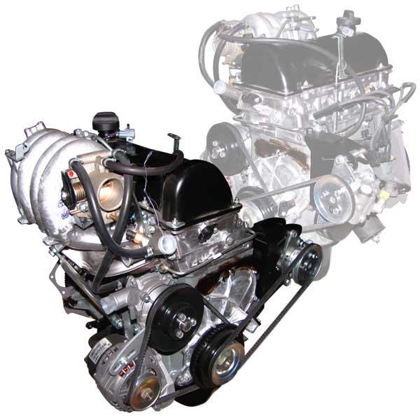 двигатель ваз21214м