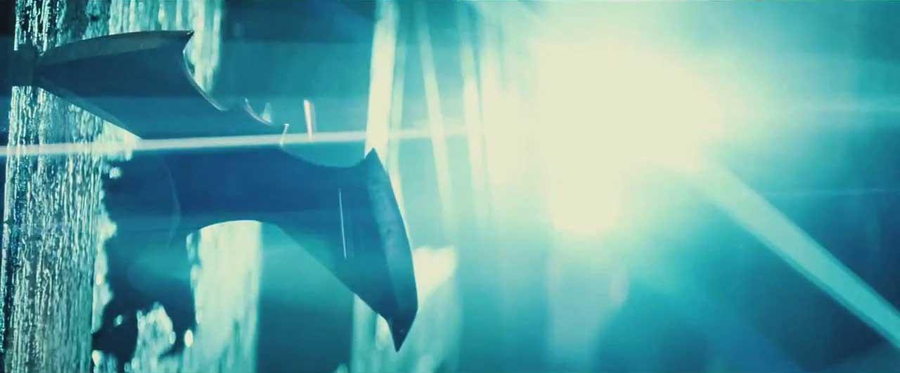бэтаранг бэтмен против супермена