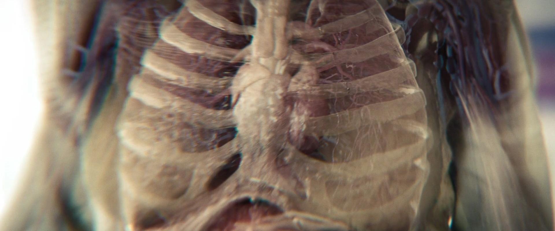 человек из стали рентгеновское зрение