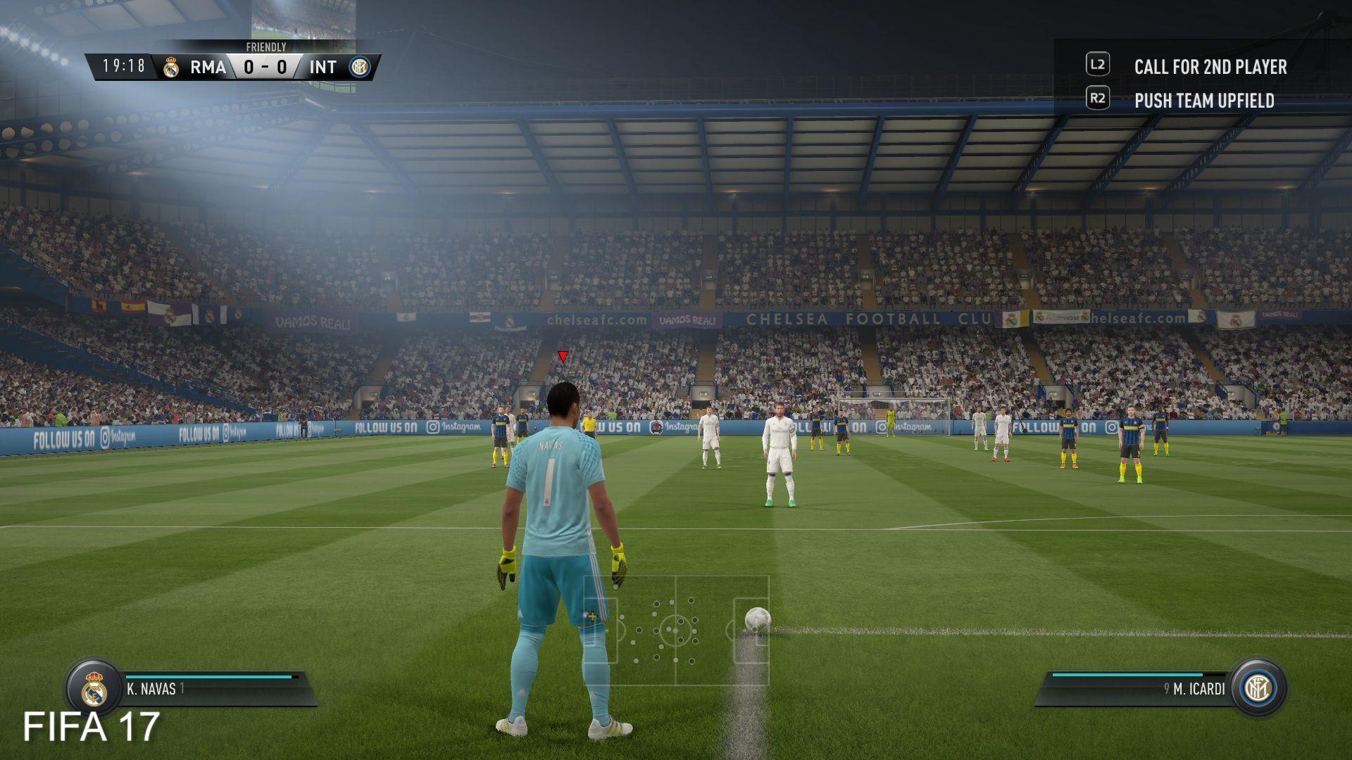 fifa 17 так выглядит новая игра