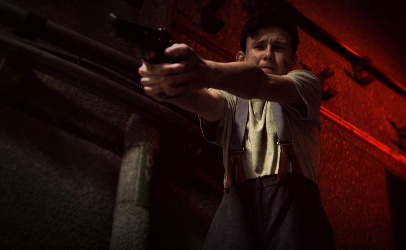 the bunker хоррор сюжет игры