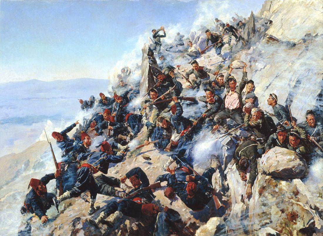 война за независимость болгарии