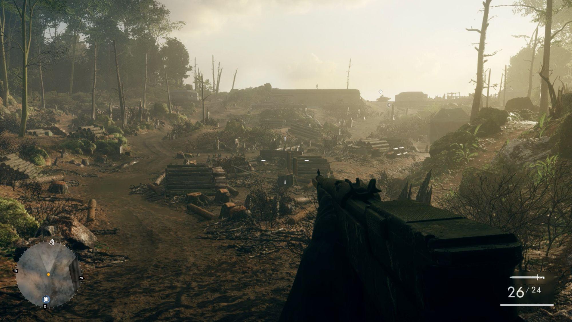 battlefield 1 основной вид fps
