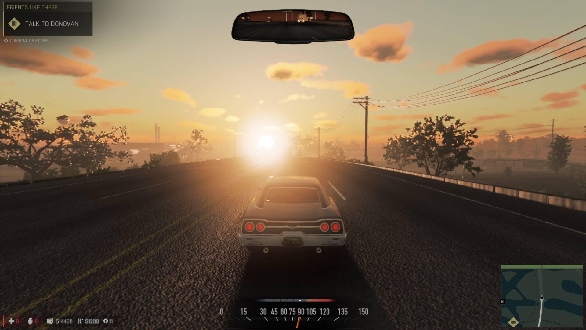 mafia 3 вождение автомобилей