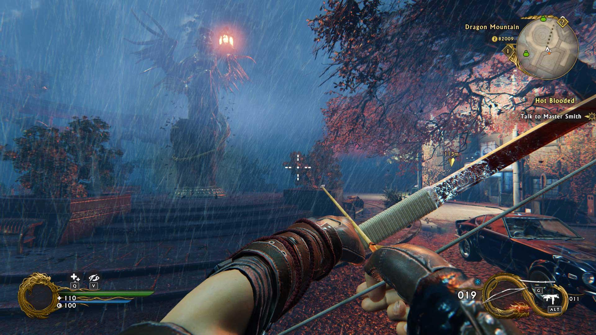 shadow warrior 2 стрелковое оружие