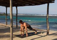 поиск места для тренировок со своим весом