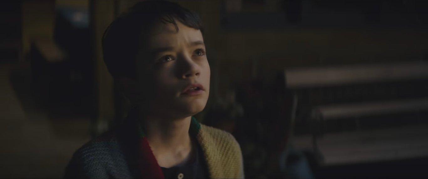 льюис макдаугал в главной роли за мальчика конора