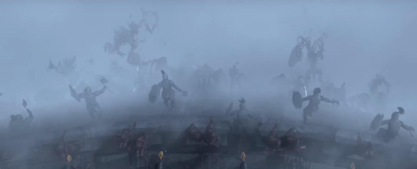 нереальные сражения с монстрами
