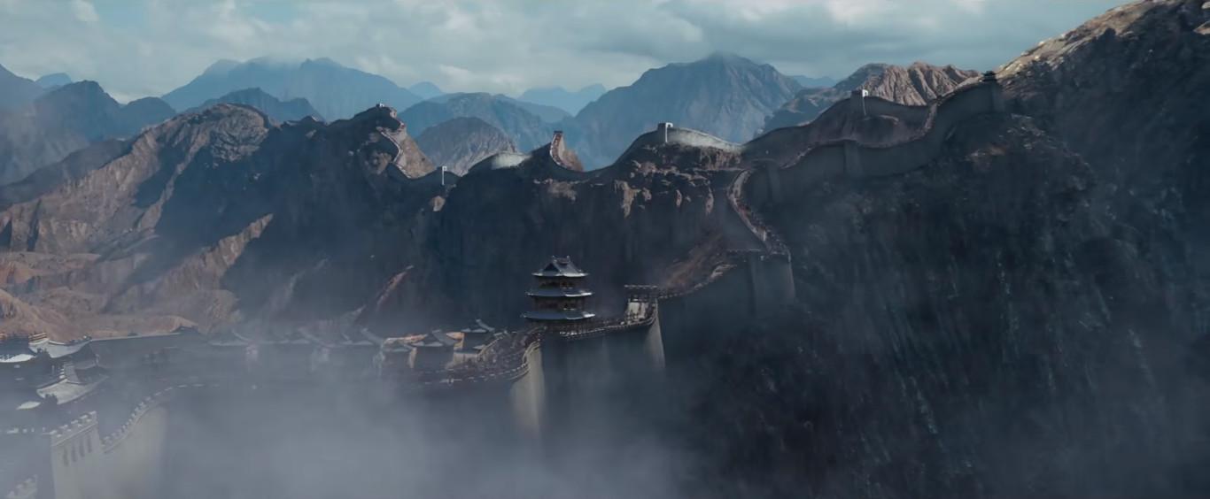 всё величие и прелесть монументального строения древности