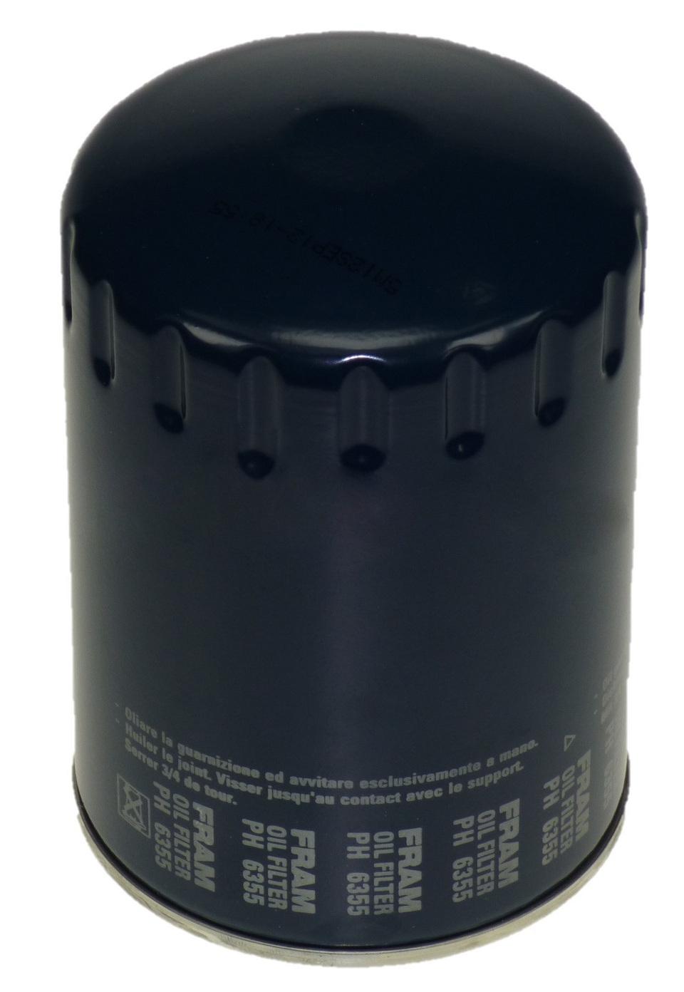 масляный фильтр фрам