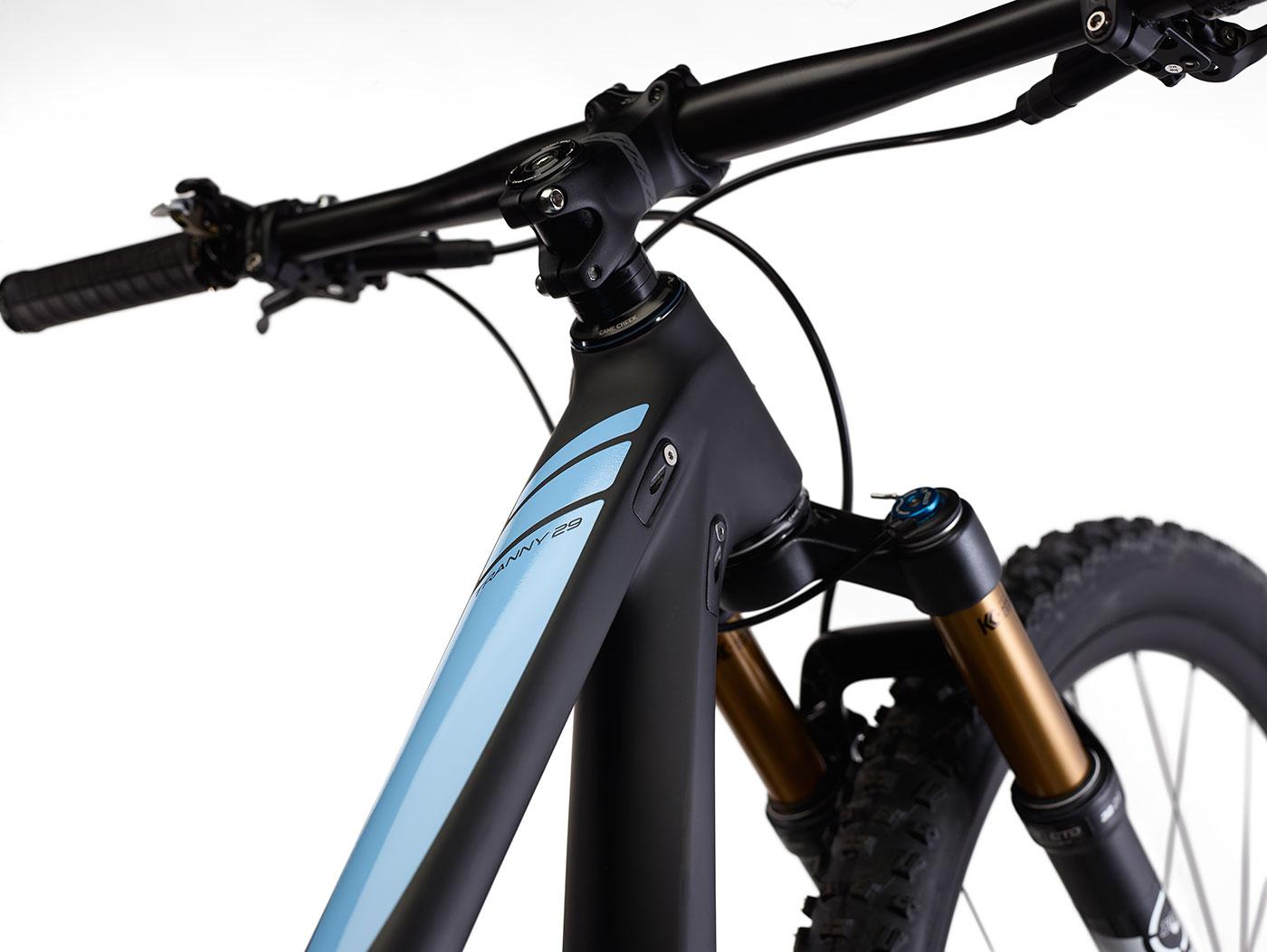рулевая нулевой подъём на велосипеде