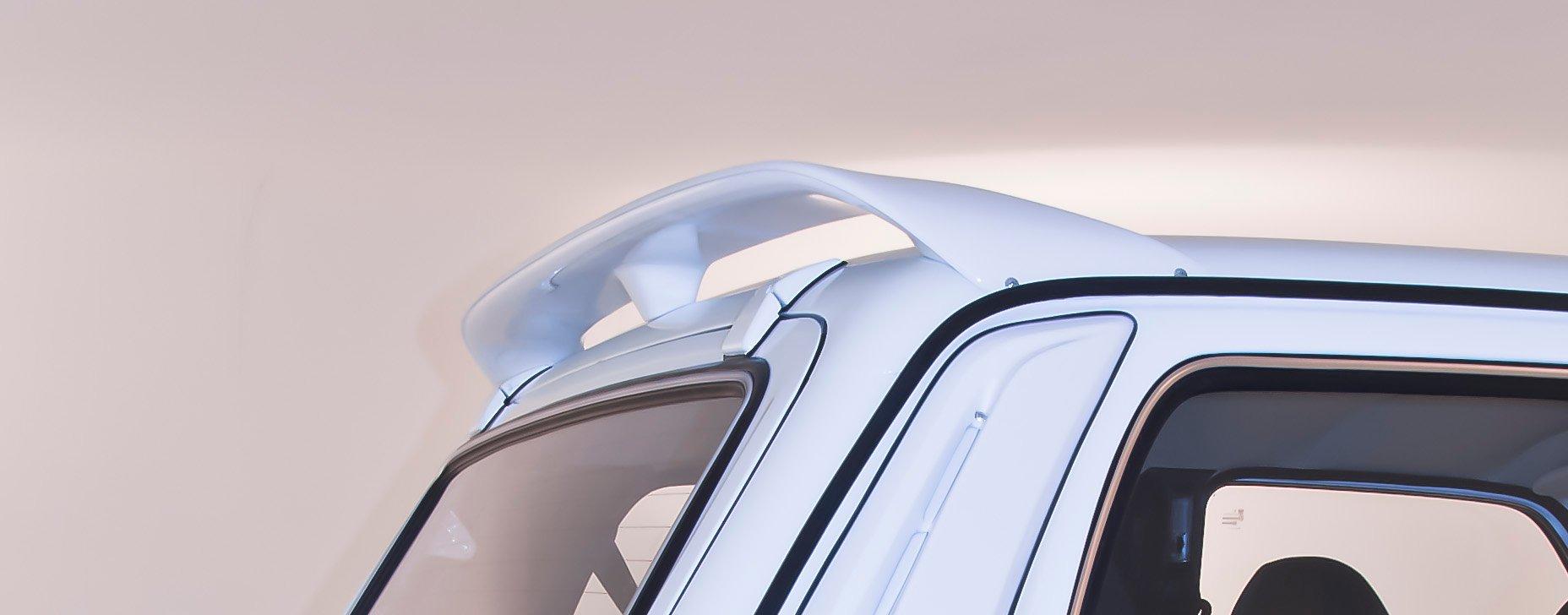 спойлер пластиковое крыло в стиль машины