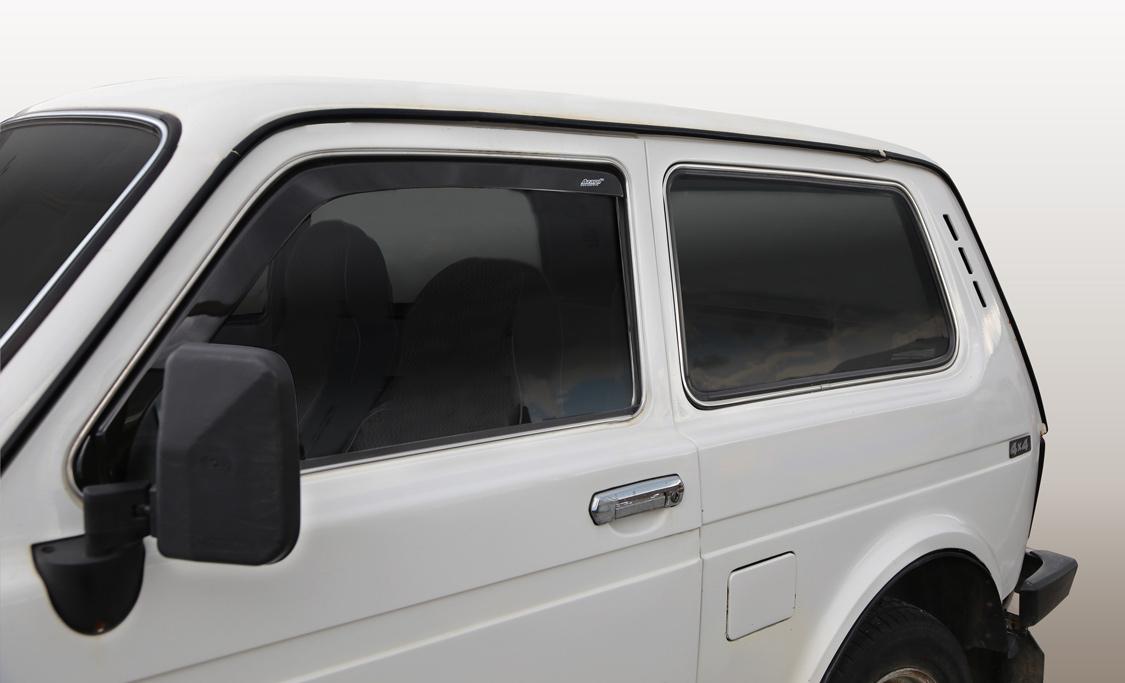 вставные дефлекторы боковых окон