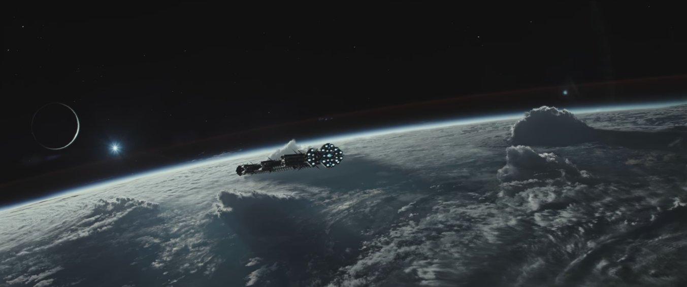 экспедиционный корабль завет