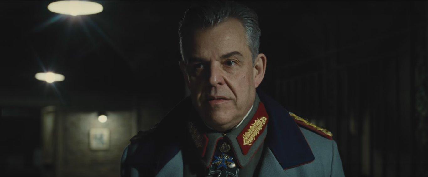 генерал лудендорф в исполнении денни хьюстона
