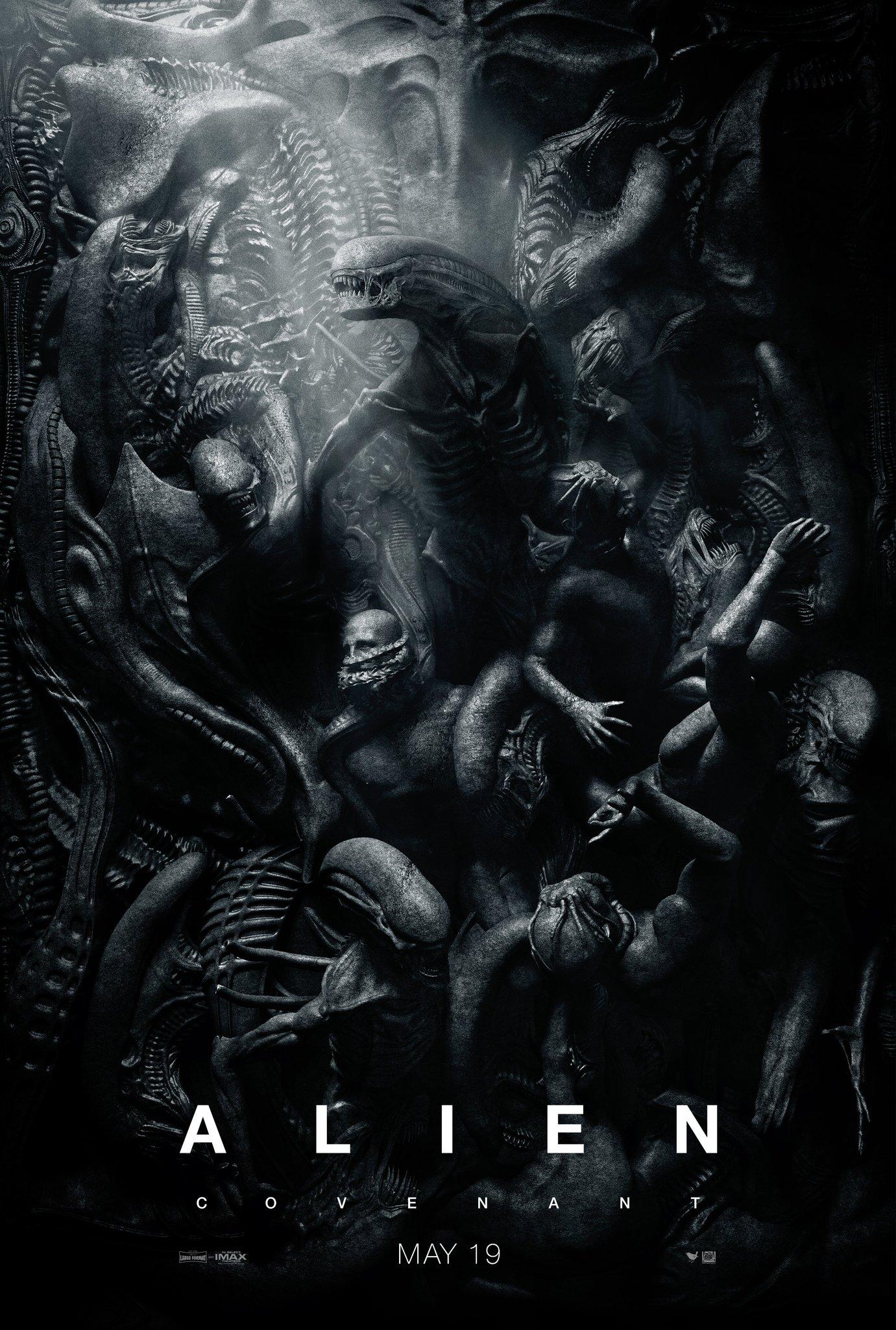 обзор фильма чужой завет
