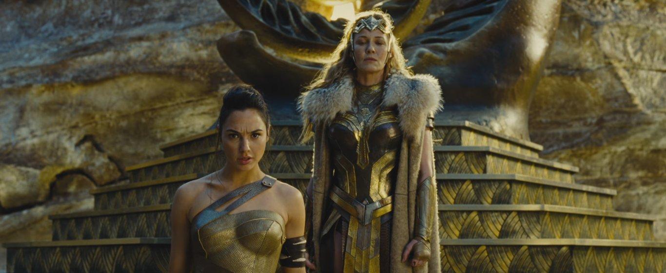 суд амазонок во главе с принцессой