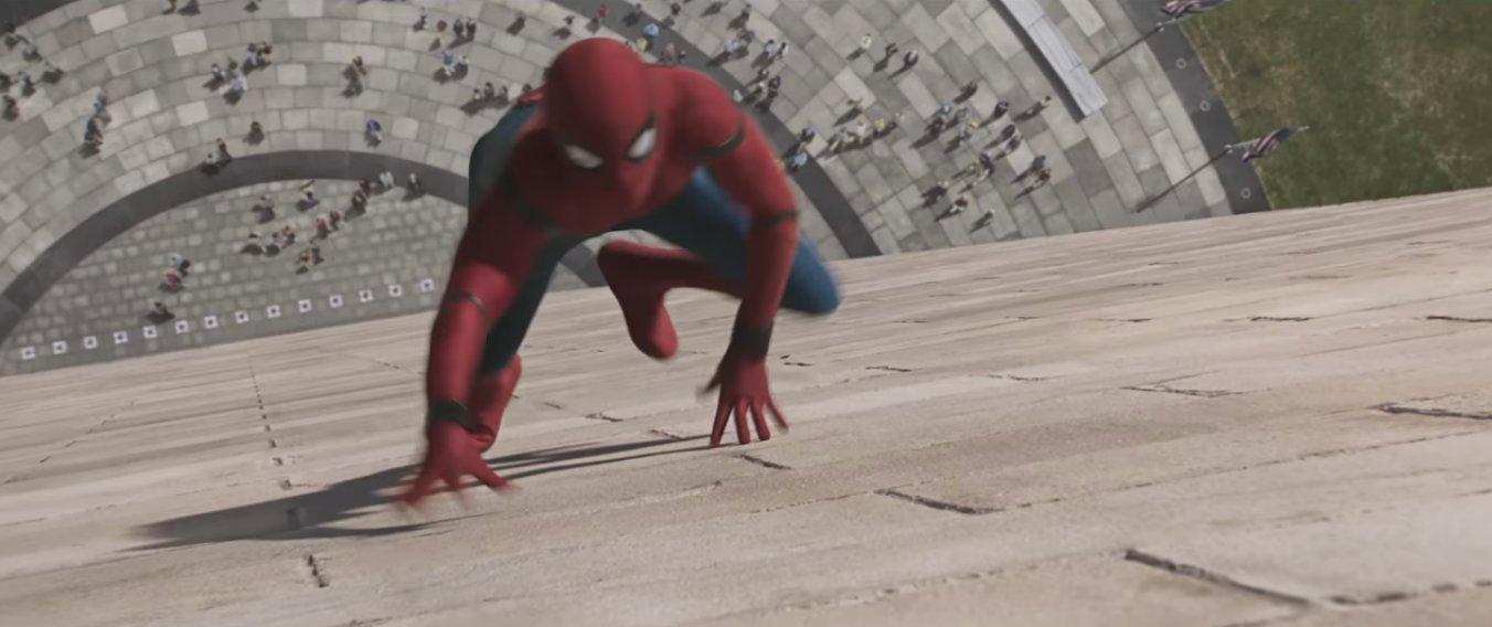 актеры фильма человек паук возвращение домой