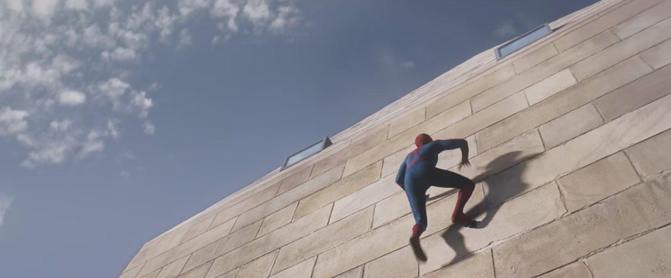 человек паук возвращение домой 2017 актеры