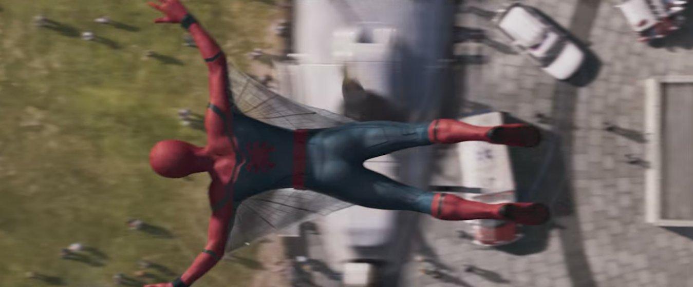 человек паук возвращение домой дата