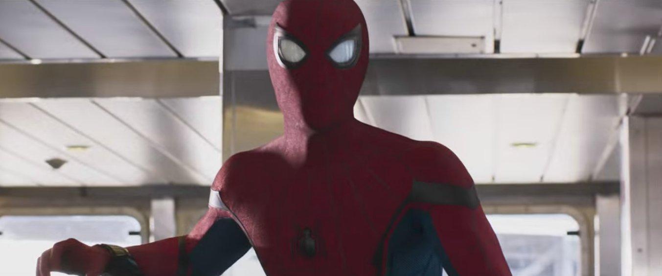 новый человек паук возвращение домой