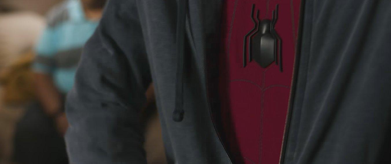 смотреть человек паук возвращение домой 2017