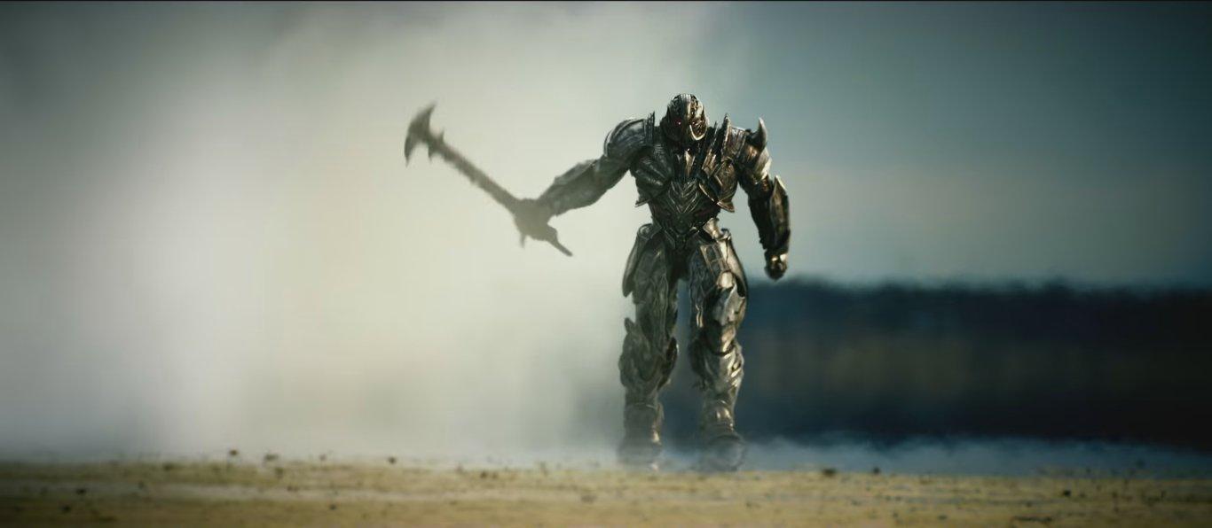 Обзор фильма Трансформеры Последний Рыцарь