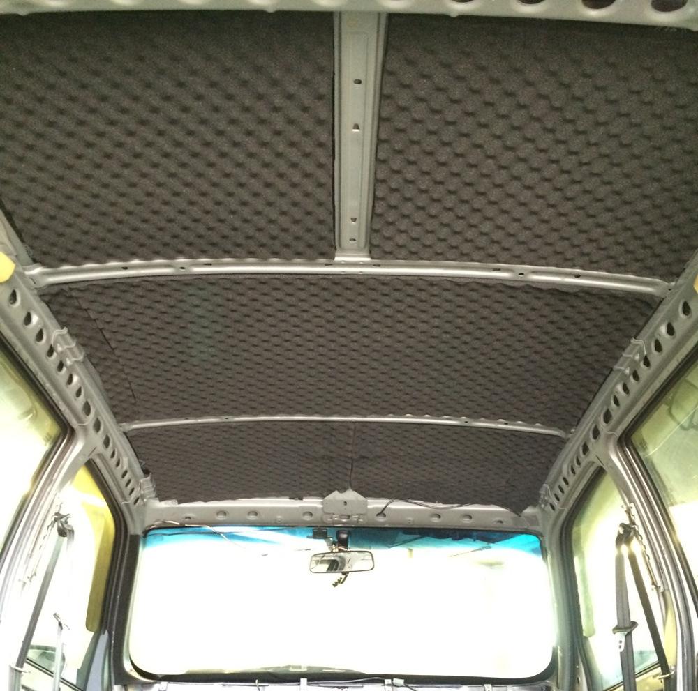 шумоизоляция и виброизоляция автомобиля-23