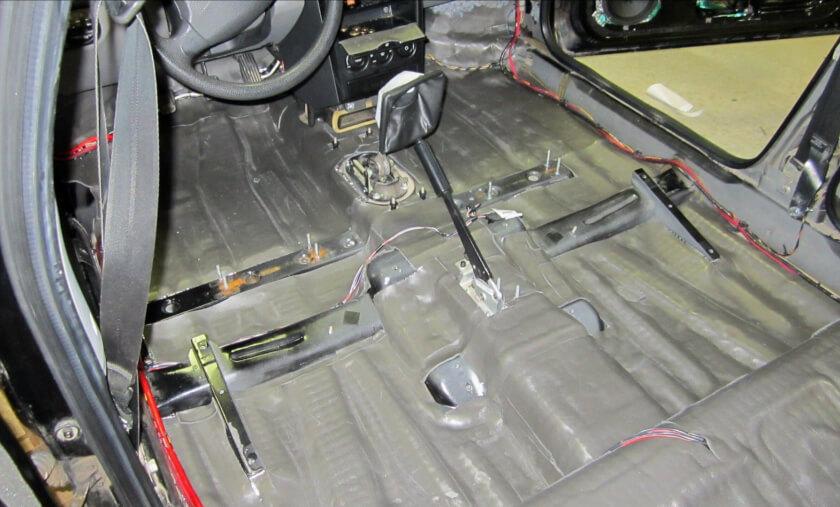 шумоизоляция и виброизоляция автомобиля-33