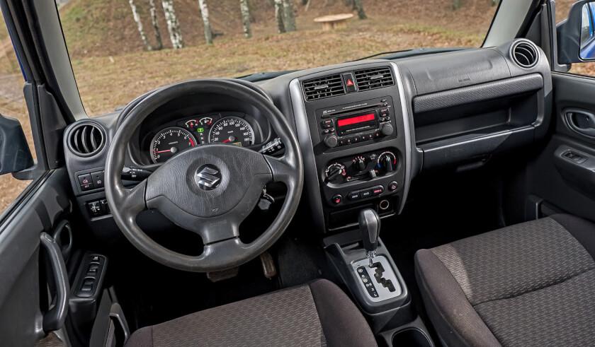 Suzuki Jimny на замену Нивы-05