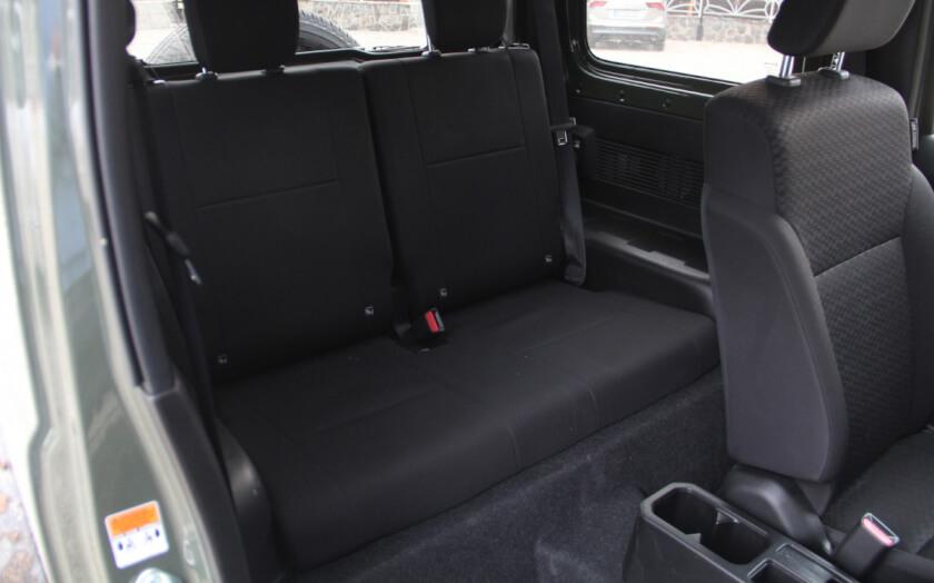 Suzuki Jimny на замену Нивы-13