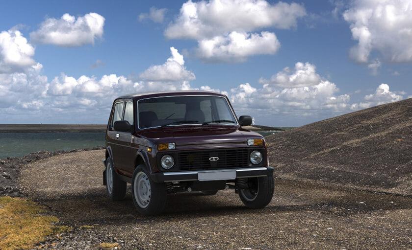Suzuki Jimny на замену Нивы-16