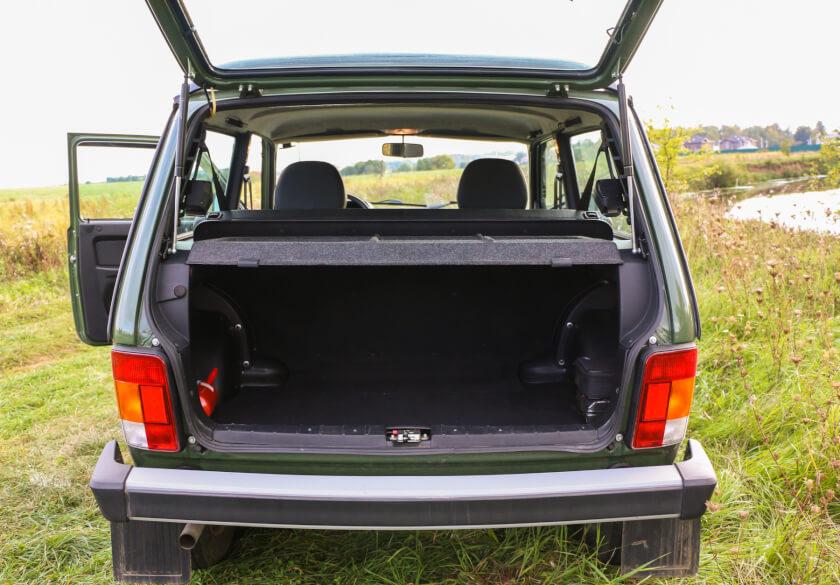 Suzuki Jimny на замену Нивы-20