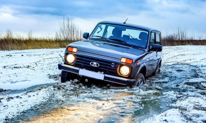 Suzuki Jimny на замену Нивы-23