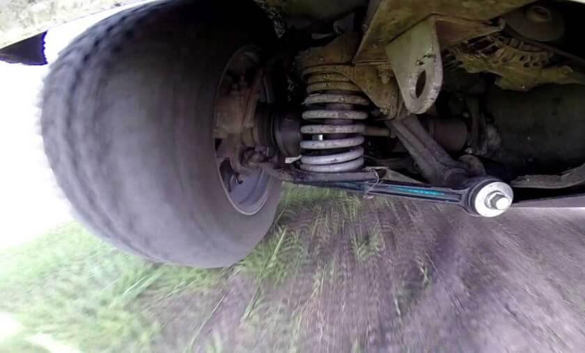 Suzuki Jimny на замену Нивы-25