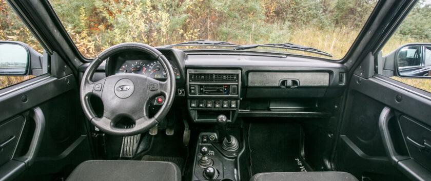 Suzuki Jimny на замену Нивы-27