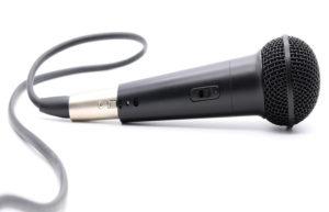микрофон классический